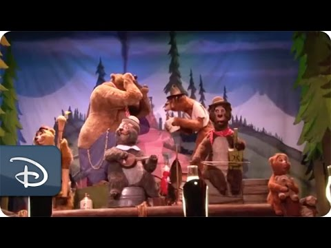 The Country Bear Jamboree Reimagining | Walt Disney World