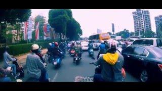 "Kutu Vespa Distrik Tangerang, goes to ""Indonesia scooter gathering2"""