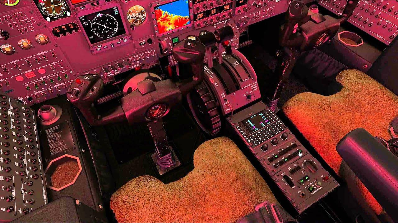 Carenado S550 NAVIGRAPH EXT PACK Review