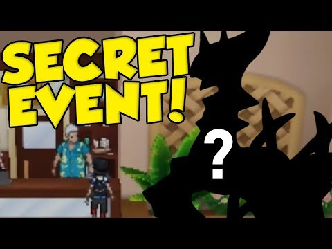 SECRET Arceus Event For Pokemon Ultra Sun and Ultra Moon!