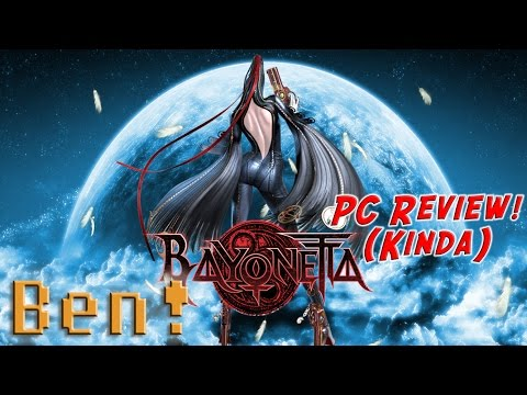 Bayonetta PC Review-ish: Fly Me to the Moon | Ben's OP Game Show Ep. 76 (Pt. 4)