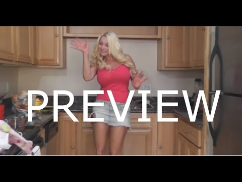 Stacy's Hot Kitchen Ep.2 PREVIEW - Sexy Cougar Prepares