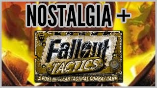 Nostalgia + Fallout Tactics: Brotherhood of Steel