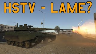 HSTV-L in War Thunder - 1.5 Second Reload Review - Pt1 - OddBawZ