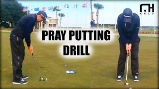 Rory MacIlroy Putting Drill: Pray Grip Putting Practice