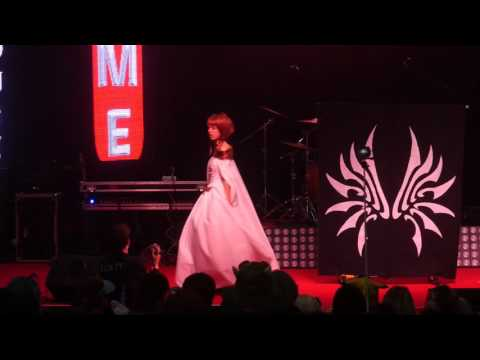 related image - Toulouse Game Show 2016 - Concours Cosplay Solo - 03 - Tsubasa Reservoir Chronicle - Sakura