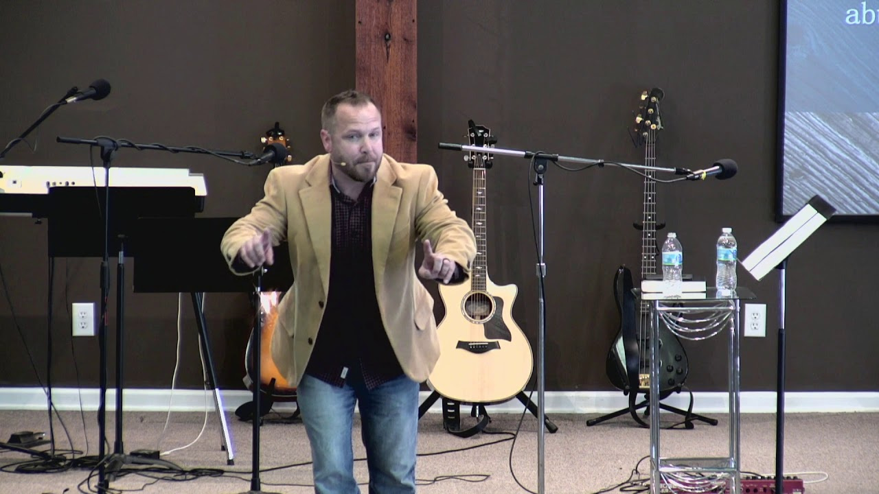 The Gospel is Power | Shawn Benson | Harvest Church