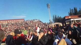 Straffmålet ÖFK 1-0 Galatasaray