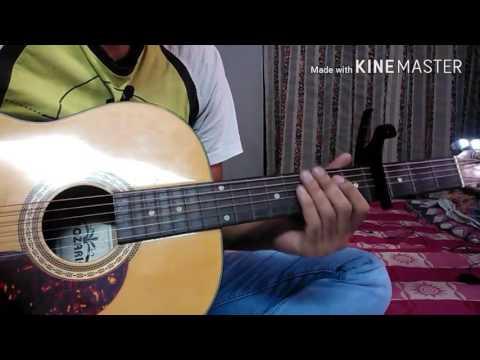 Meherbaani | Shaukeens | Jubin | Guitar Lesson