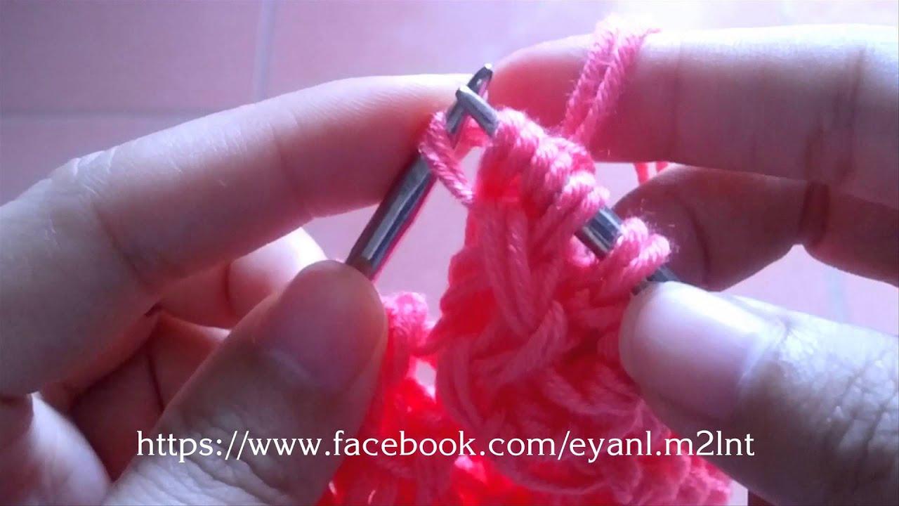 Scarf Knitting Pattern – Hướng dẫn đan khăn kiểu xương cá