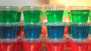 JELLY SHOTS!
