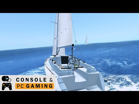 Is this the Best Sailing Simulation Game ? - A review of Sailaway