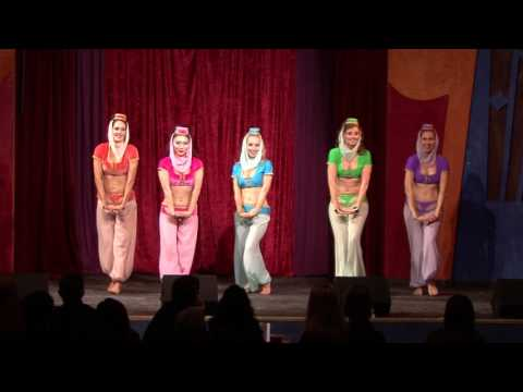 I Dream of Jeannie with Lunaria Dance Theatre