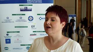 2018 8th Annual Capital Link CSR Forum - Mrs. Messari Interview