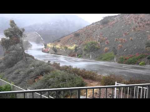 Spring Valley, CA Storm