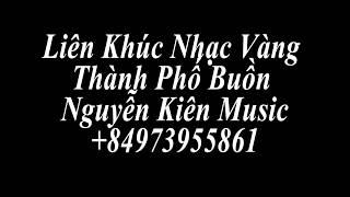 Liên Khúc Nhạc Không Lời|| Thành Phố Buồn - Nguyễn Kiên Music