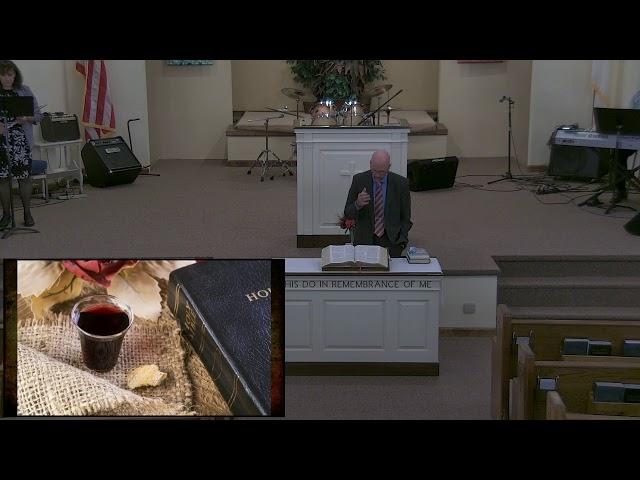 Calvary Baptist Church Sunday, 4 July, 2021