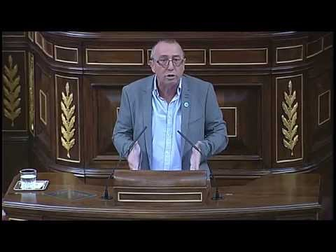 "Baldoví: ""Estem orgullosos de parlar valencià, senyora Díez"""