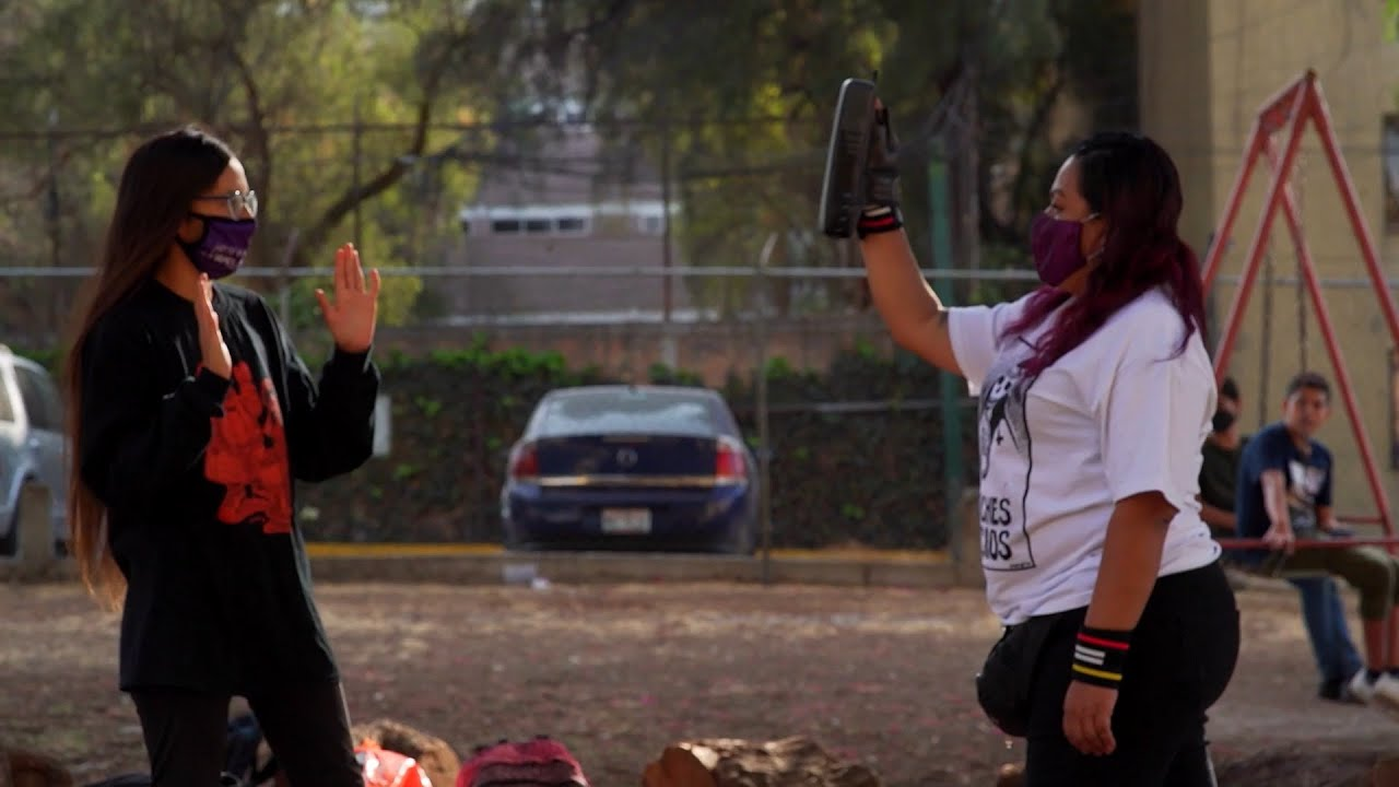 Women's History Month: Empowerment Self-Defense Making History Now in Latin America