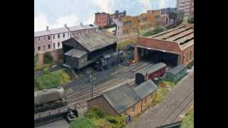 Botleigh Old North Road Engine Shed Model Railway Pt 2