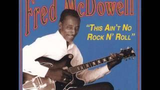 Mississippi Fred Mcdowell and Lightnin Hopkins- Ethel Mae Blues