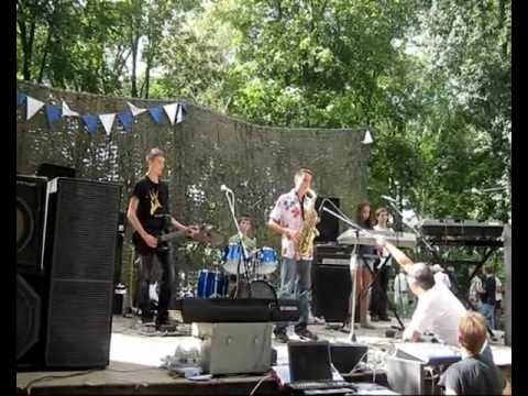 Forage - Lonely Day (System of a Down cover) - Live