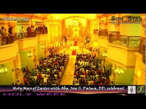 Holy Mass of Easter 2015