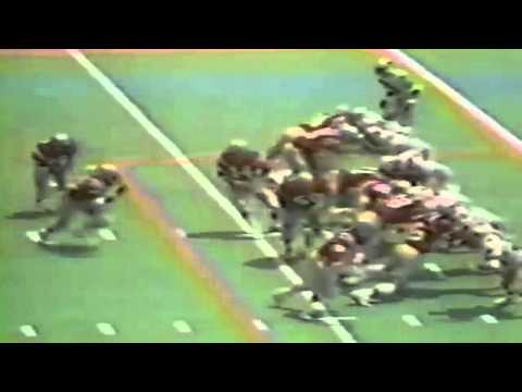 """1983: """"USFL Stars in Action"""" on ESPN - Week 15 Game Highlights"""