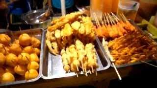My First Philippine Street Food!