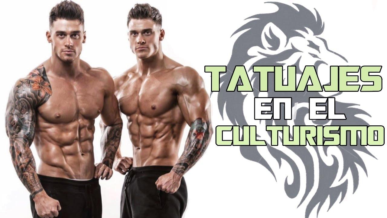tatuajes i culturismo