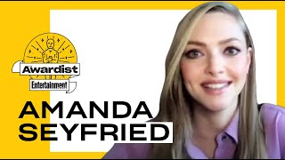 How Amanda Seyfried Pushed Herself To New Heights In 'Mank' | The Awardist | Entertainment Weekly