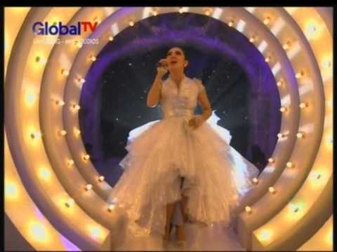 Syahrini - Flashlight #gtvlucky13