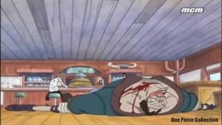 One Piece Zoro VS Billy VF