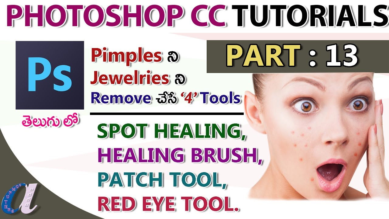 photoshop tutorials pdf in telugu