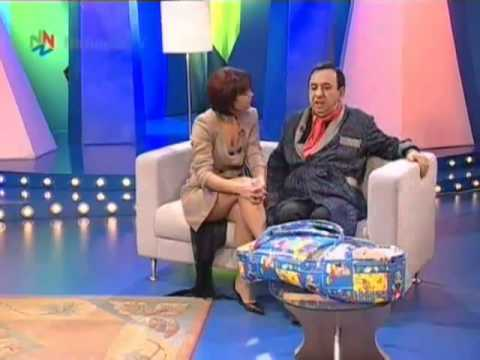 Nae si Vasile - momente comice - la National TV