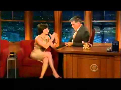 Craig Ferguson 10/19/11D Late Late Show Carla Gugino XD