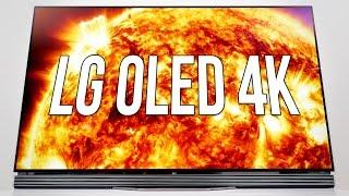 LG OLED 4K TV E6 | Review