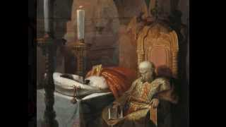 А.С. Пушкин - Борис Годунов (фрагмент) - читает В. Моцардо