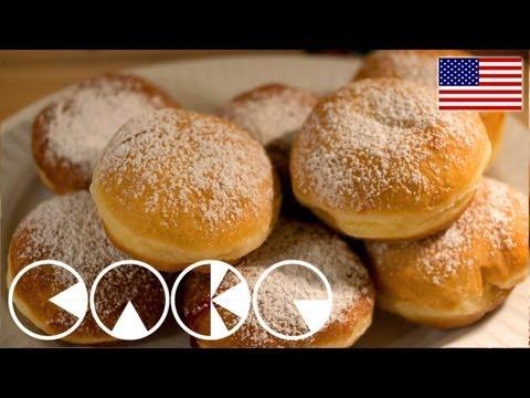 DONUTS BAVARIAN STYLE recipe