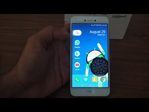 INSTALL  ANDROID OREO 8.0 ORIGNAL LAUNCHER(no Root)