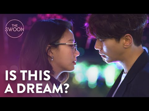 Yoon Hyun-min Looks So Real, Ko Sung-hee Leans In For A Kiss | My Holo Love Ep 6 [ENG SUB]