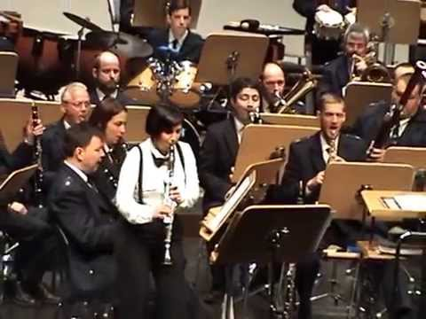 ARTIE SHAW - Jazz Concerto for Clarinet and Wind Orchestra