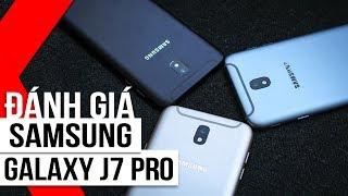 FPT Shop - Đánh giá chi tiết Galaxy J7 Pro: Siêu Phẩm Camera Bóng tối