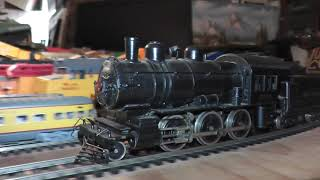 ho all brass new one model tetsudo 2-6-0 prr pennsylvania runs on track japanese
