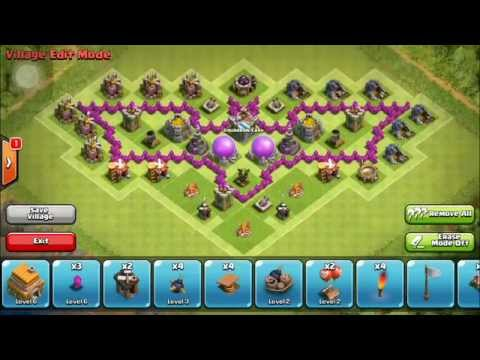 Base Coc Th 6 Kelelawar 10