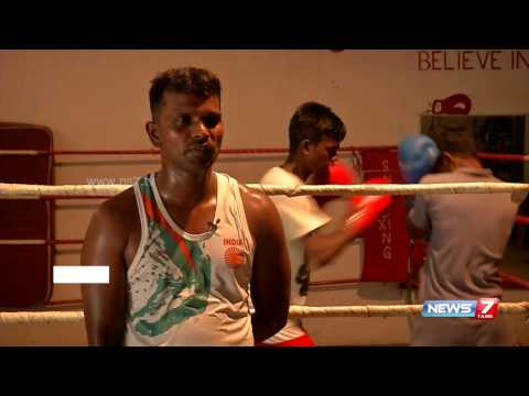 International boxer Senthilnathan suffers without financial support at Chennai | News7 Tamil
