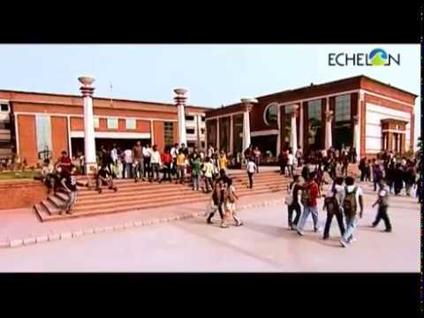 Echelon Institute of Technology- College Video