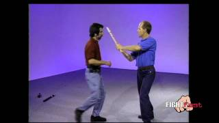 Fight Tip - Self-Defense Against a Bat or Club