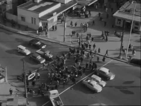 1966年 渋谷駅前 昭和41年 - YouTube