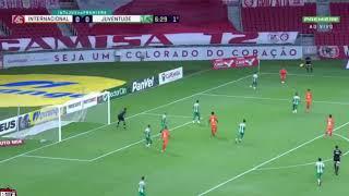 Inter 1 x 0 Juventude - Melhores Momentos - 01/03/2021